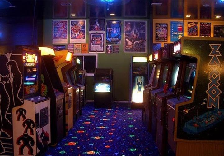 Sala Giochi Anni 80 : Salagiochi arcade anni retroacademy
